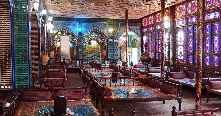 Персидская кухня: где поесть в Иране?