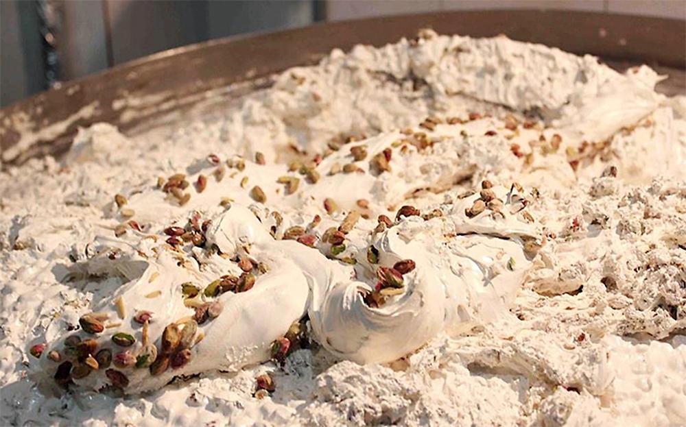 Про Иран и самые лучшие персидские сладости - рецепт иранской нуги гяз