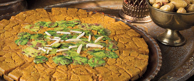 Про Иран и самые лучшие персидские сладости - сохан
