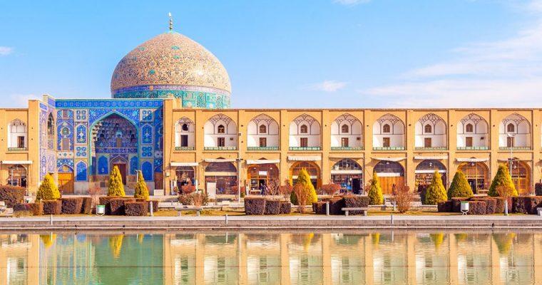 6 самых красивых красивых мечетей Ирана