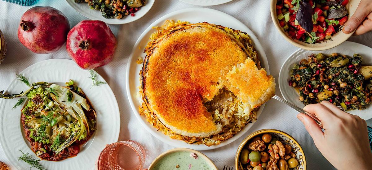Персидская кухня: что обязательно попробовать в иранском ресторане