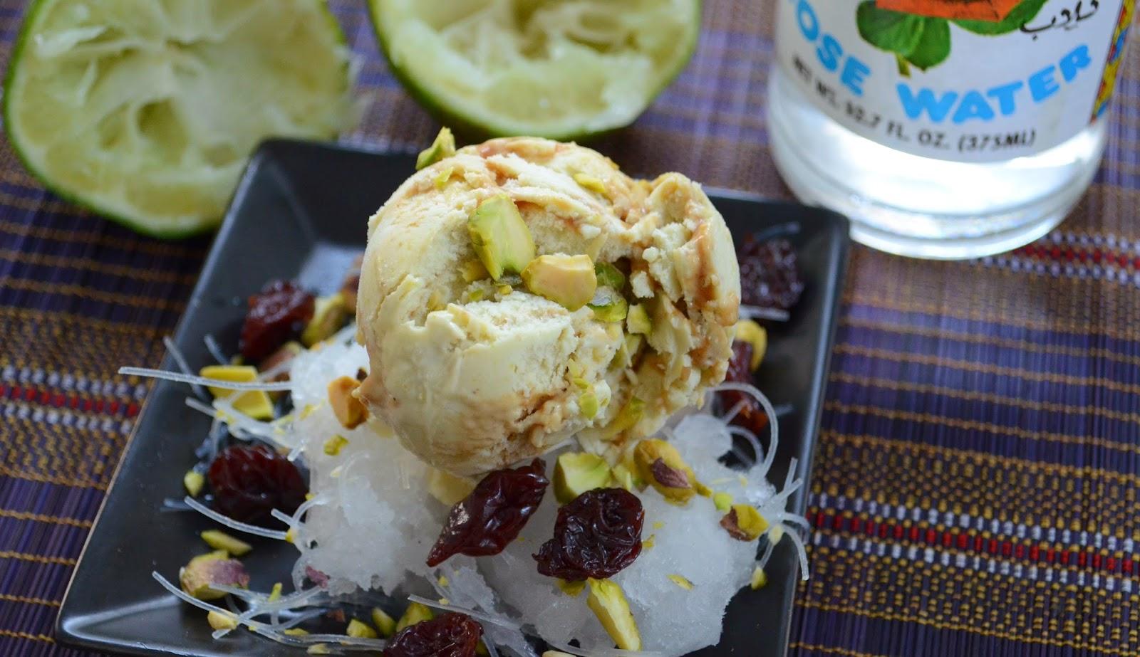 Про Иран и самые лучшие персидские сладости - фалюде