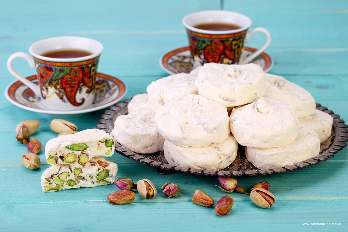 Про Иран и самые лучшие персидские сладости - гяз