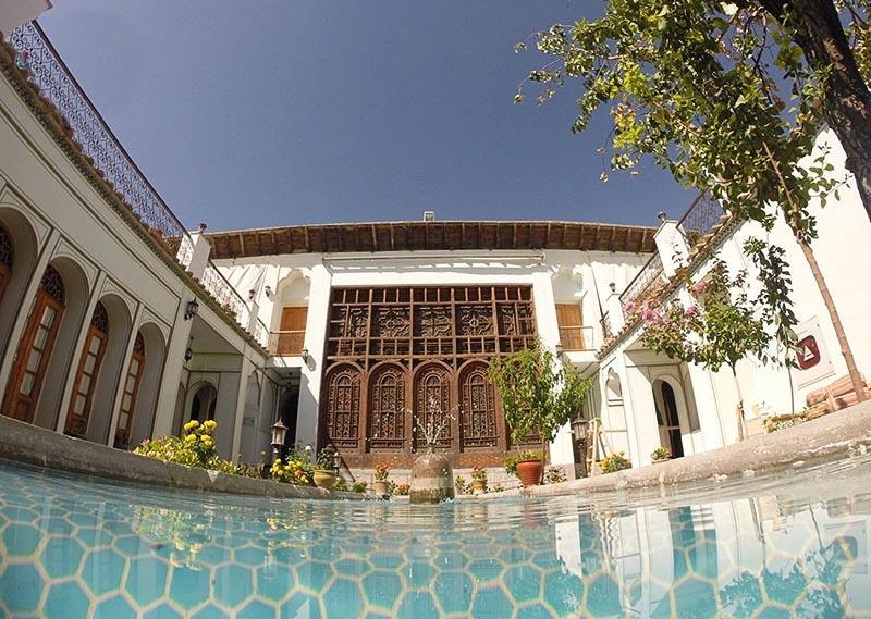 Все про отели Ирана. Недорогой отель в Исфахане