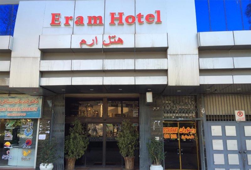 Все про отели Ирана. Недорогой отель в Ширазе