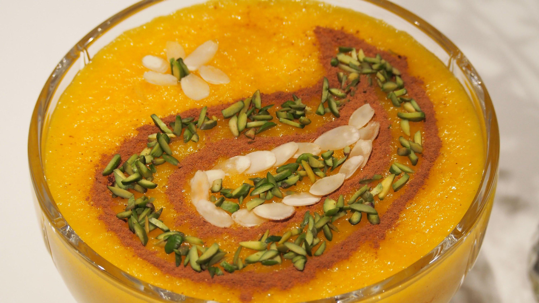 Про Иран и самые лучшие персидские сладости - халва