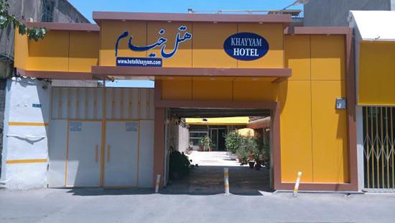Все про отели Ирана. Недорогой отель в Тегеране
