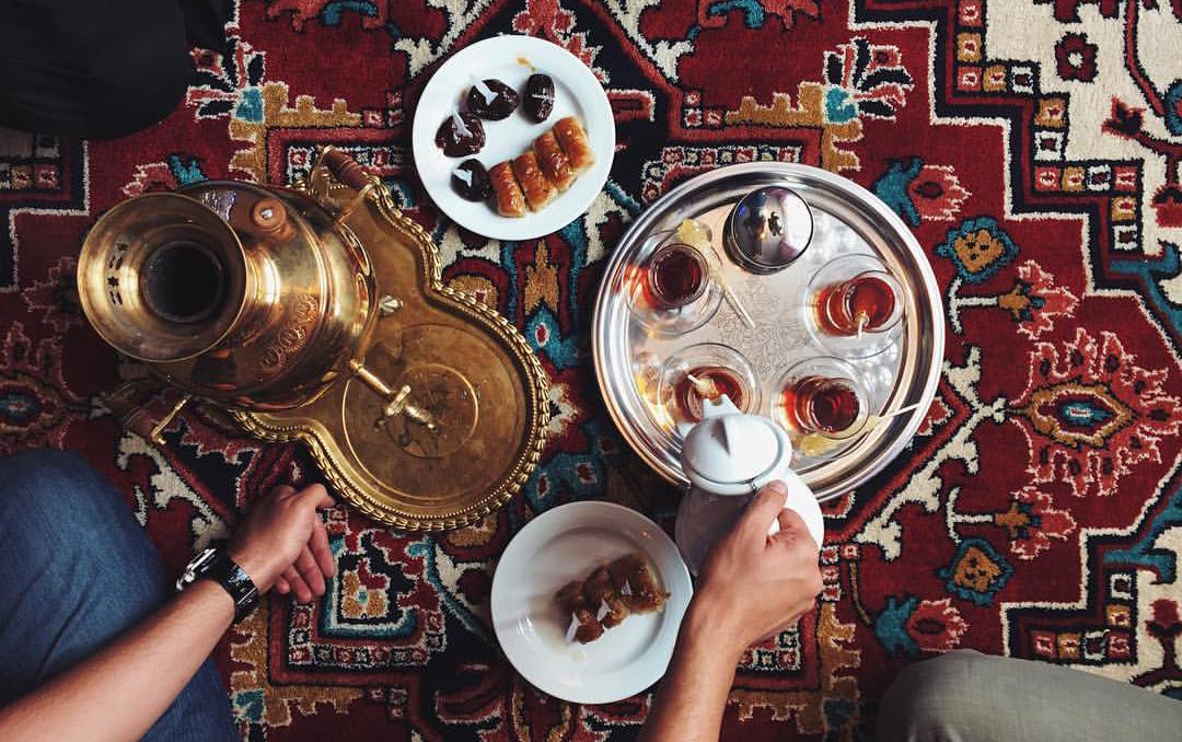 Персидская кухня и самые популярные блюда в Иране