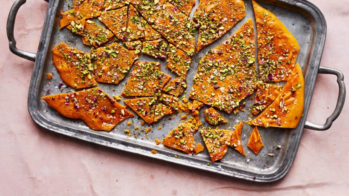 Про Иран и самые лучшие персидские сладости - рецепт сохана