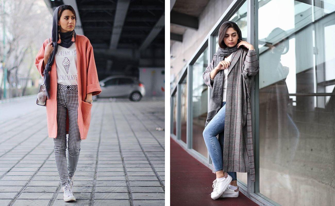 Как одеваются девушки Ирана. Фото в блоге bazariran.ru