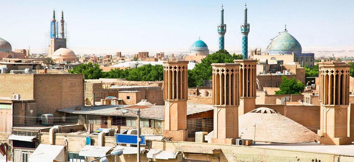 Город Йезд в Иране: фото, достопримечательности, гостиницы и кафе. Обзор в блоге про Иран bazariran.ru