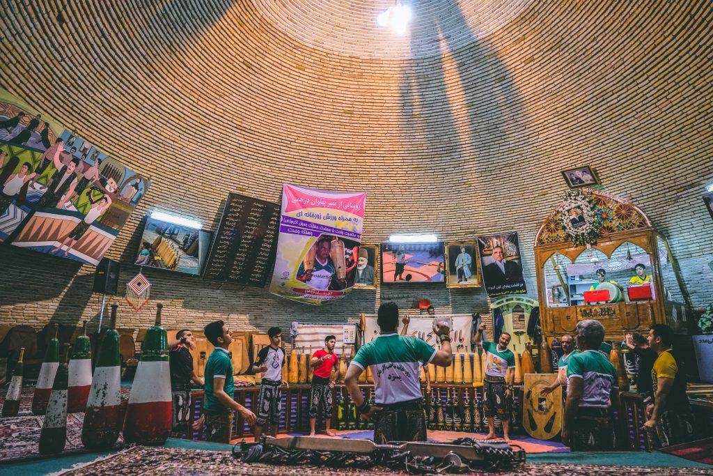 Город Йезд в Иране: зухране и другие достопримечательности. Обзор в блоге про Иран bazariran.ru
