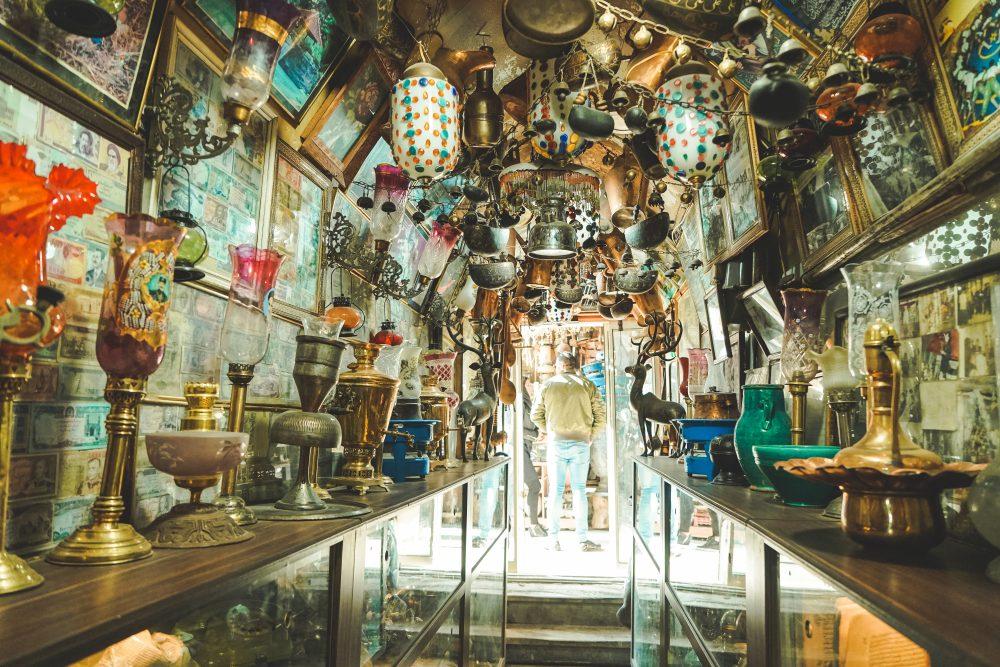 Что посмотреть в Исфахане: атмосферная чайхана. Про Иран в блоге bazariran.ru
