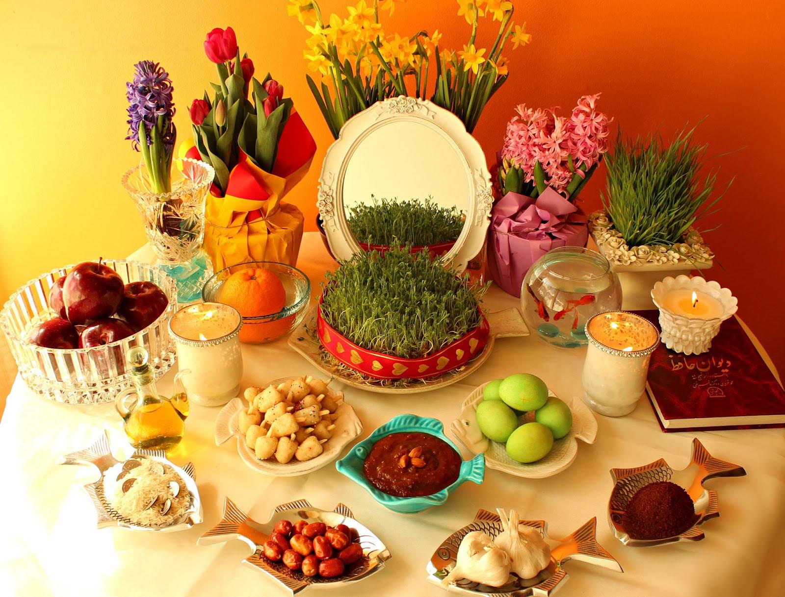 Все, что вы хотели знать про иранский Новый Год: хафт син