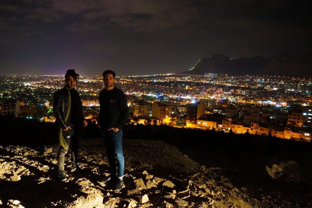 Что посмотреть в Исфахане: местные жители. Про Иран в блоге bazariran.ru