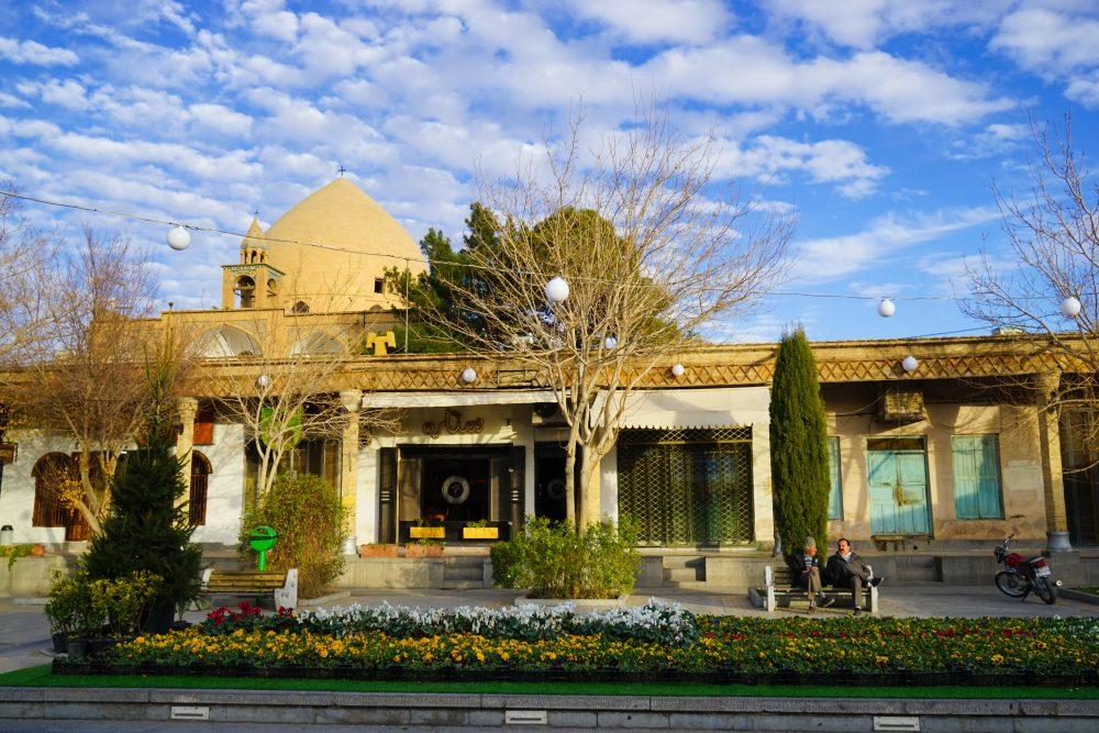 Что посмотреть в Исфахане: армянский квартал. Про Иран в блоге bazariran.ru