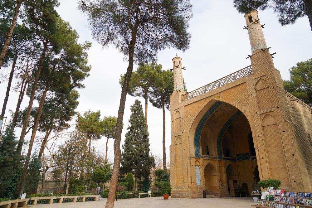 Что посмотреть в Исфахане: танцующие минареты. Про Иран в блоге bazariran.ru