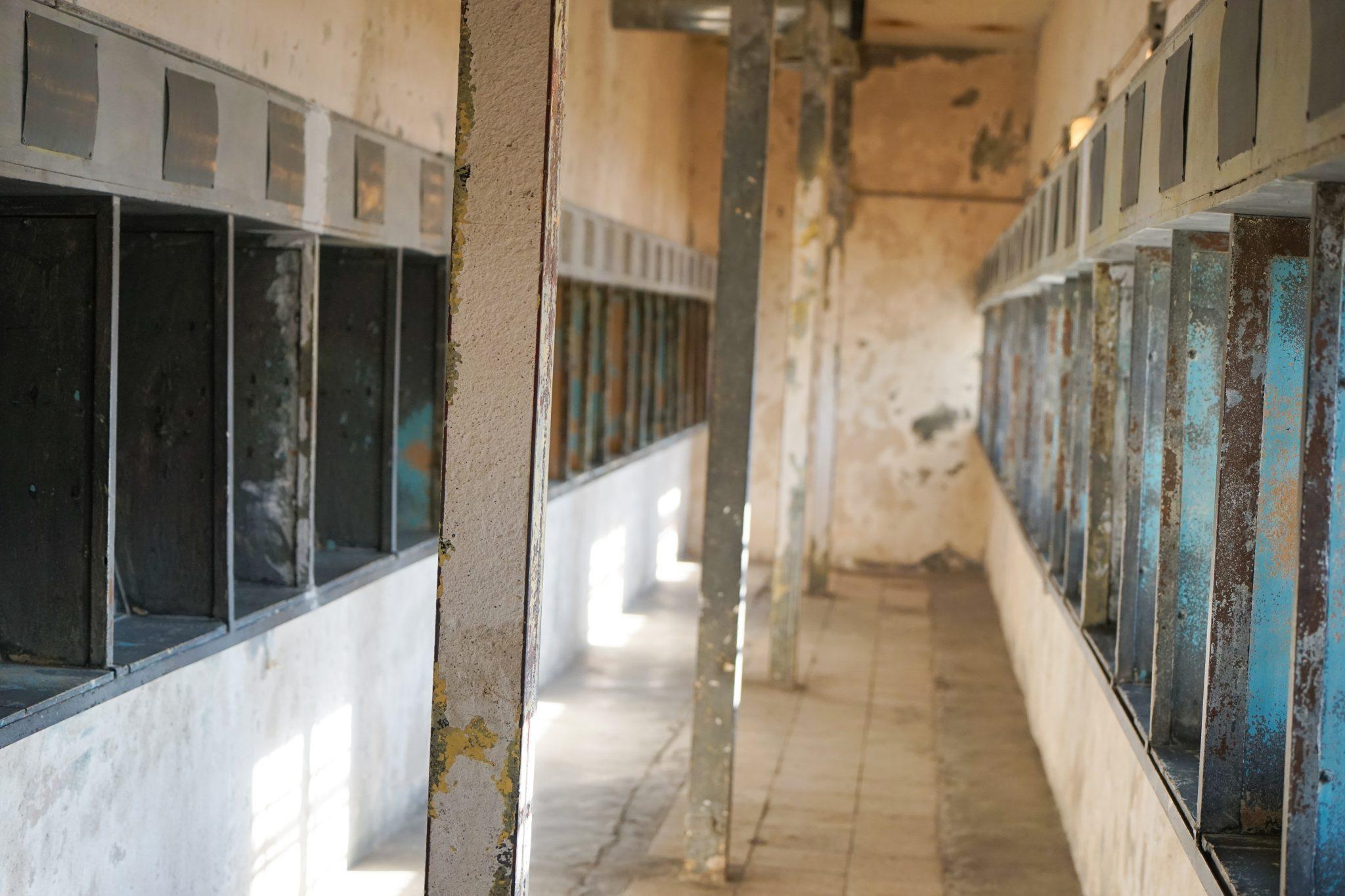 Что посмотреть в Тегеране: тюрьма Каср. Еще больше про Иран в блоге Bazariran.ru