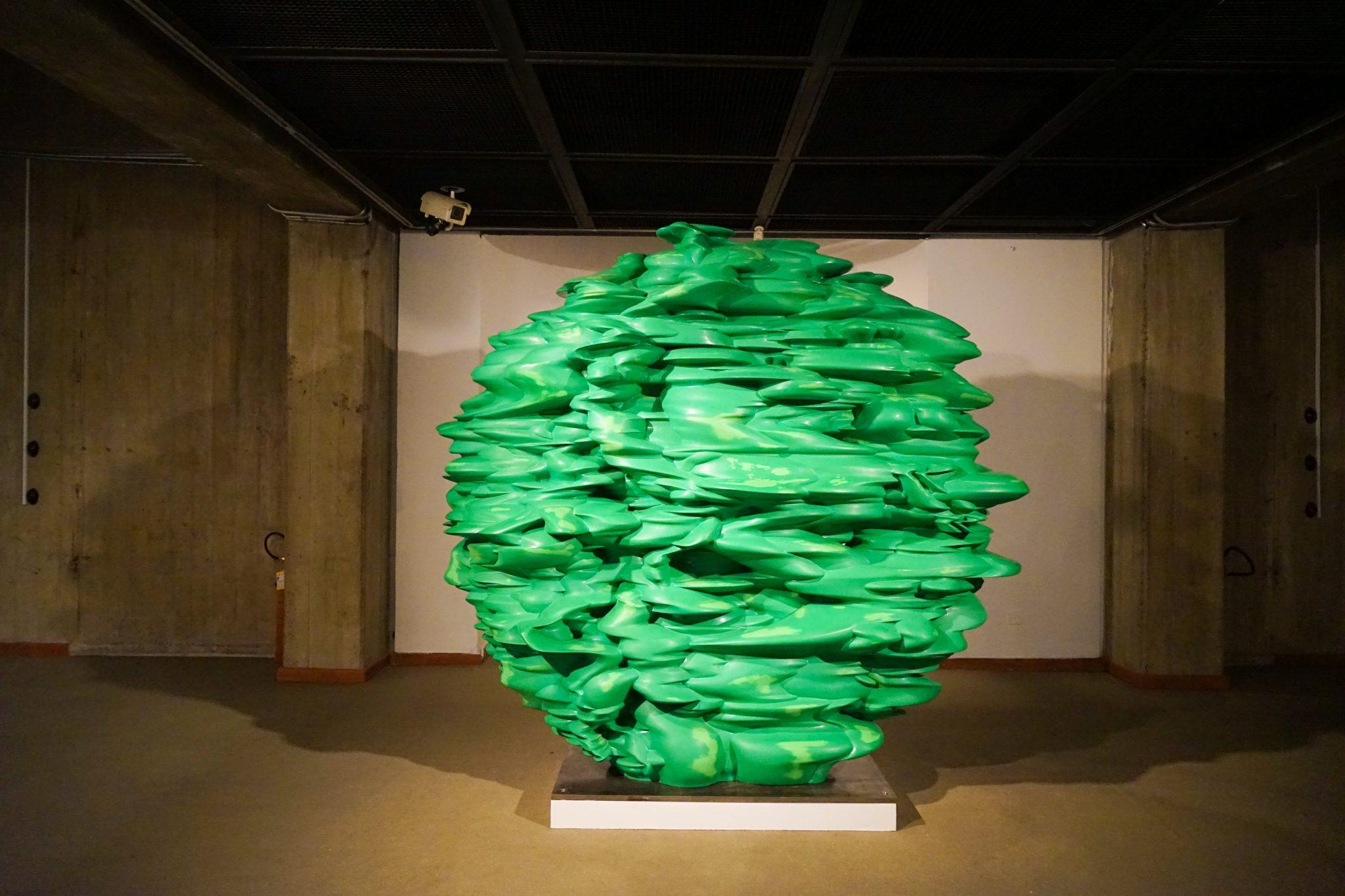 Что посмотреть в Тегеране: музей современного искусства. Еще больше про Иран в блоге Bazariran.ru