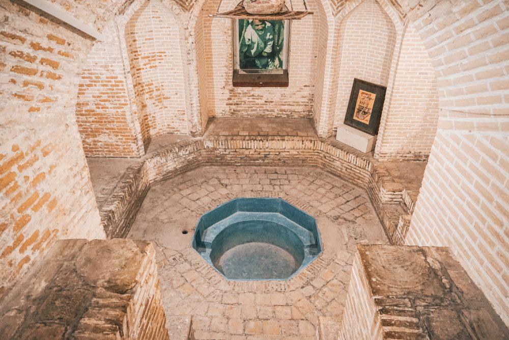 Город Йезд в Иране: музей воды и другие достопримечательности. Обзор в блоге про Иран bazariran.ru