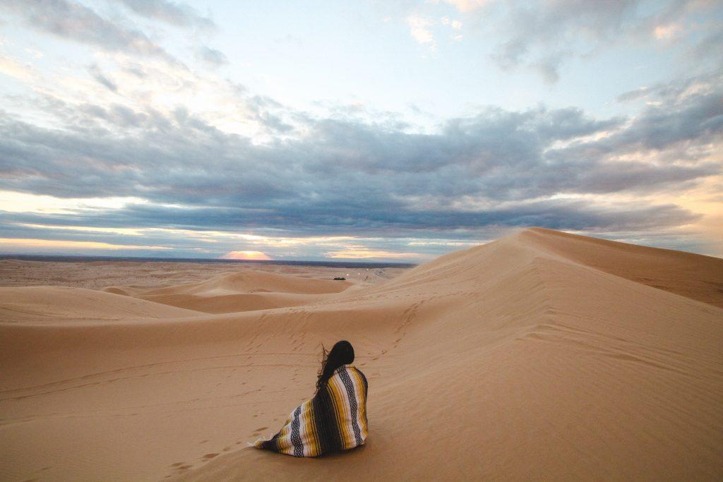 Город Йезд в Иране: пустыня Калют и другие достопримечательности. Обзор в блоге про Иран bazariran.ru