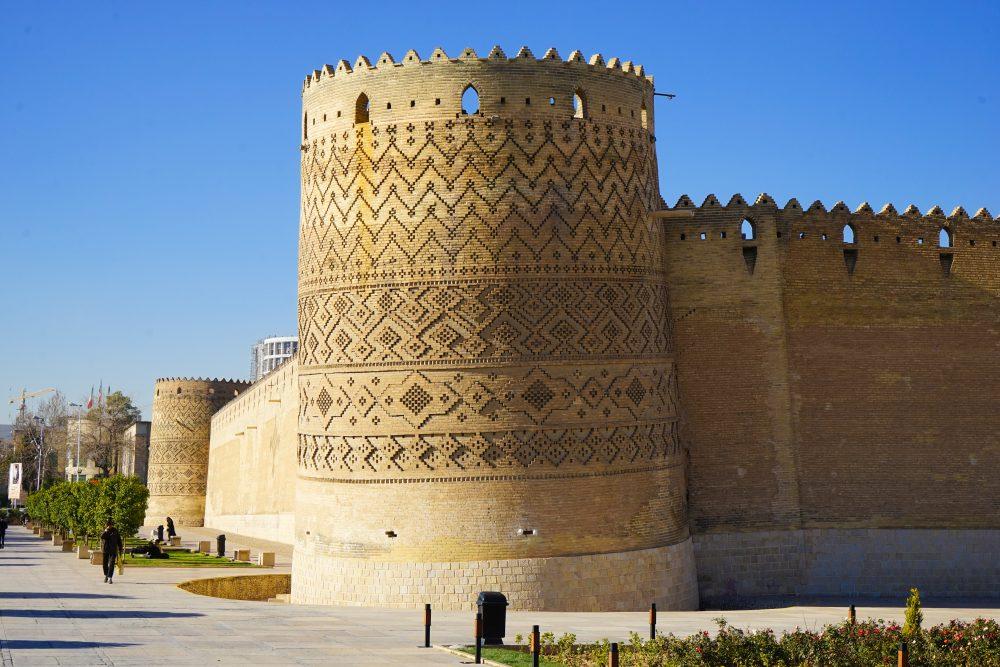 Город Шираз. Крепость Карим-хана и другие достопримечательности Шираза (фото) в блоге bazariran.ru