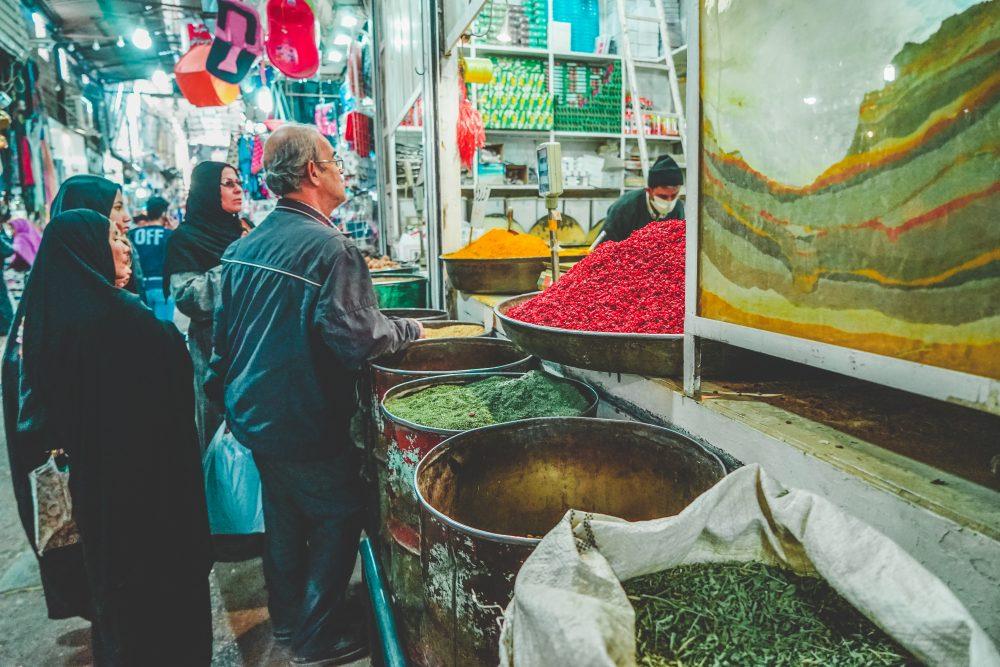 Город Шираз. Базар Вакиль и другие достопримечательности Шираза (фото) в блоге bazariran.ru