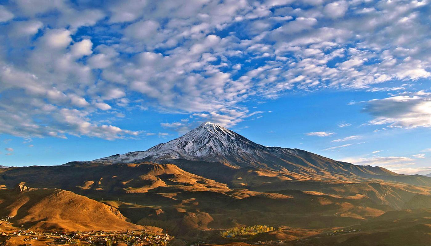 Гора Дамаванд Иран фото для блога bazariran.ru