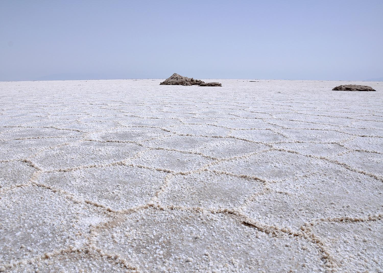 Соленое озеро Намак в Иране фото для блога bazariran.ru 2