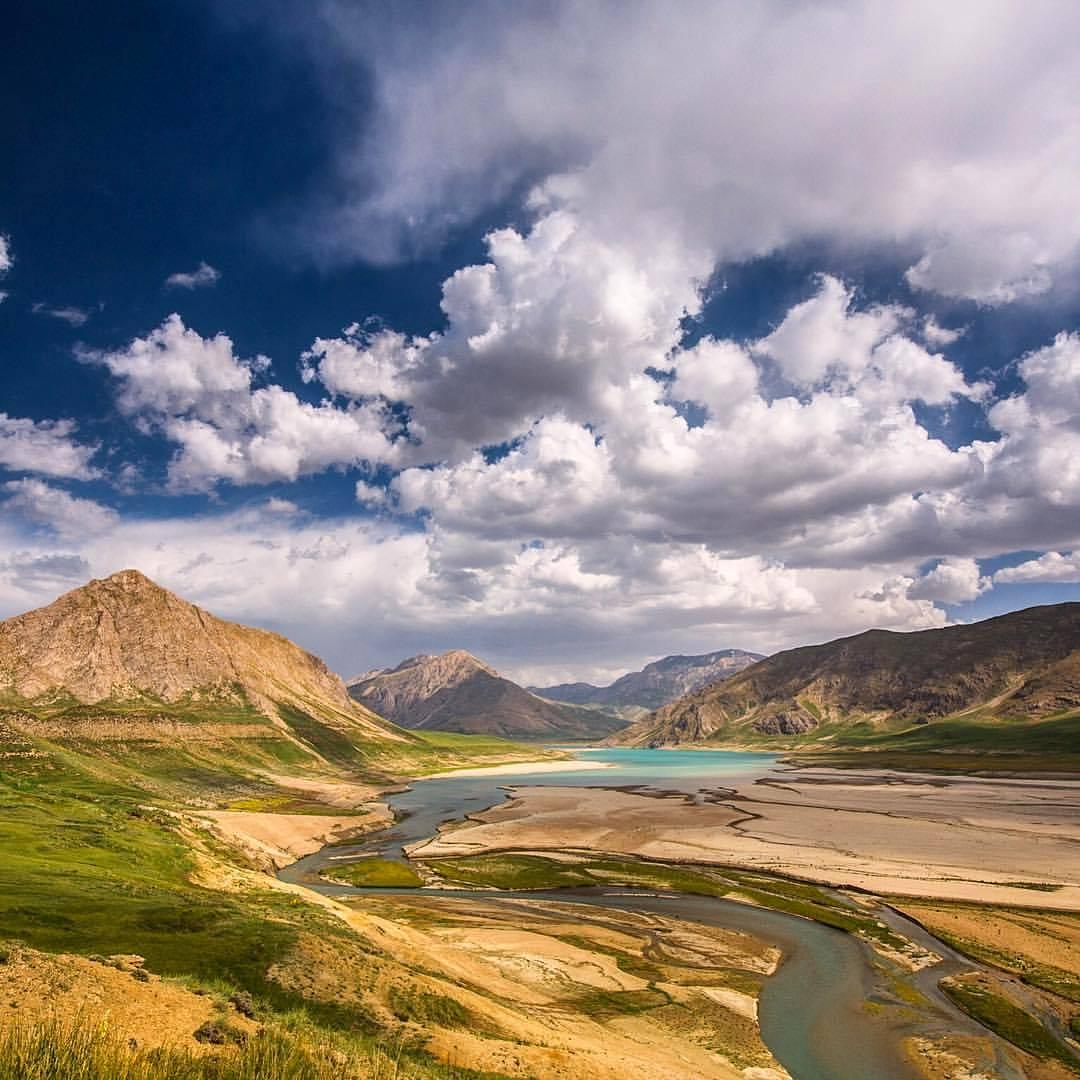 Национальный парк Лар Иран. Фото для блога bazariran.ru
