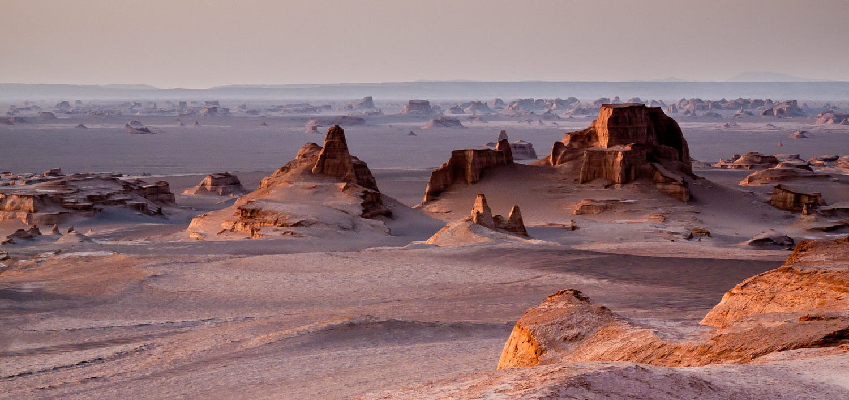 Пустыня Деште Лут Иран фото для блога bazariran.ru