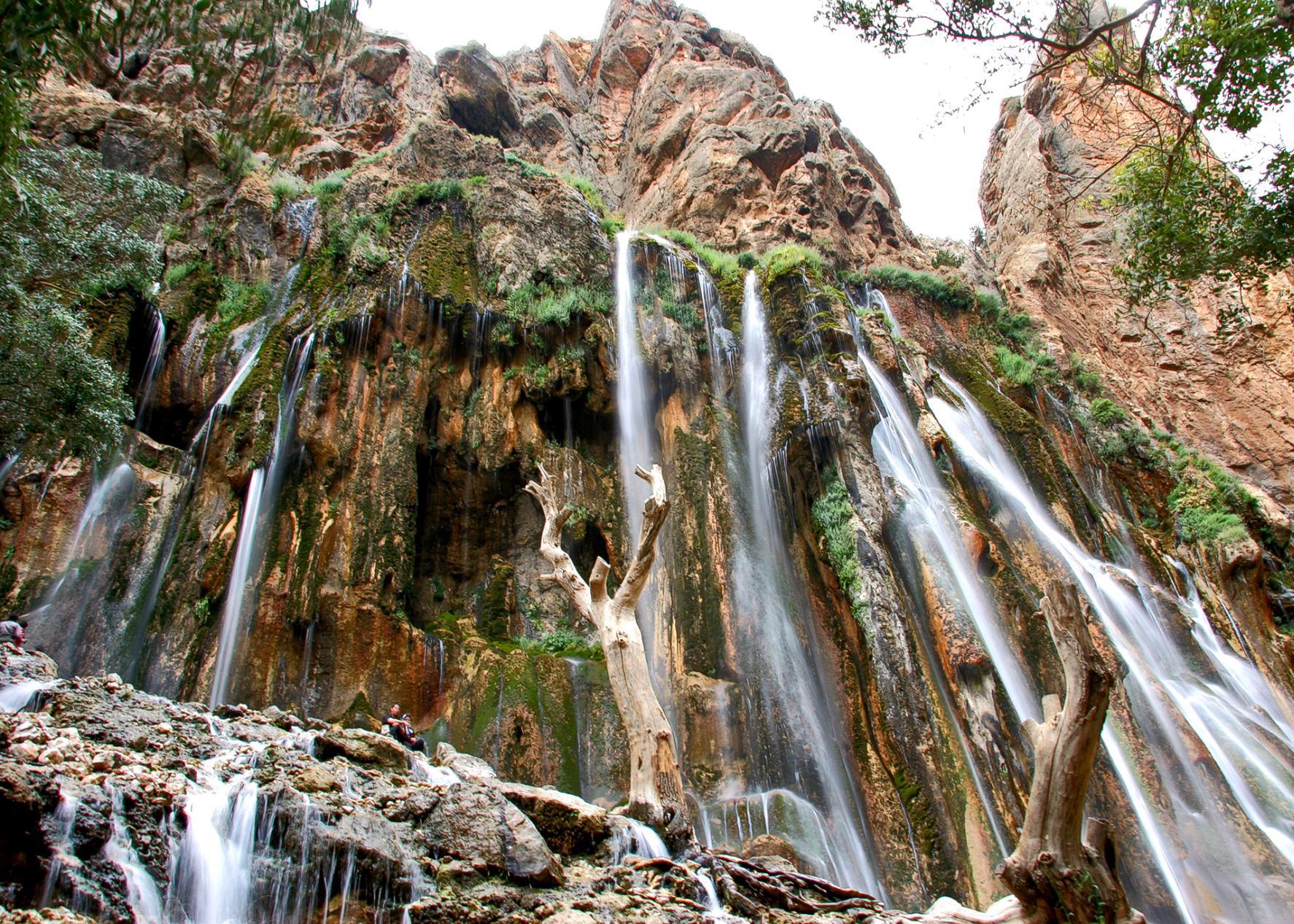 Маргунский водопад. Фото для блога bazariran.ru