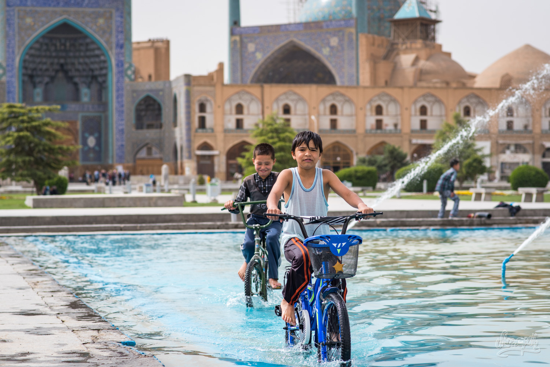 Как жарко в Иране?