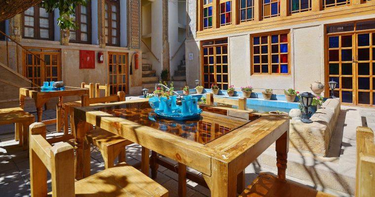 10 лучших традиционных отелей в Йезде