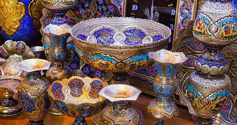Какие сувениры привезти из Персии?