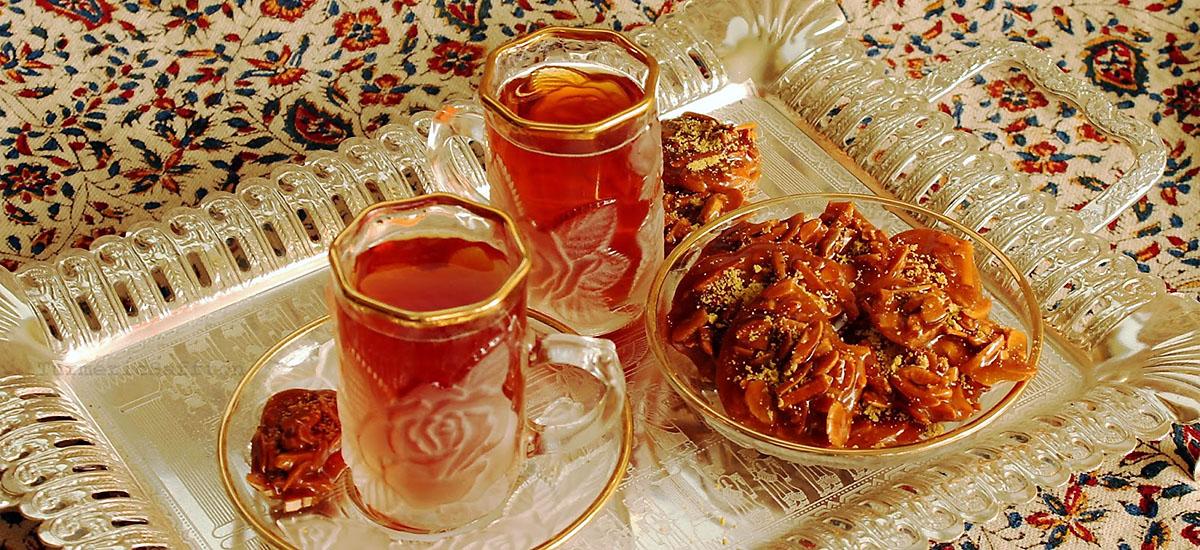 Что привезти из Ирана: персидские сладости