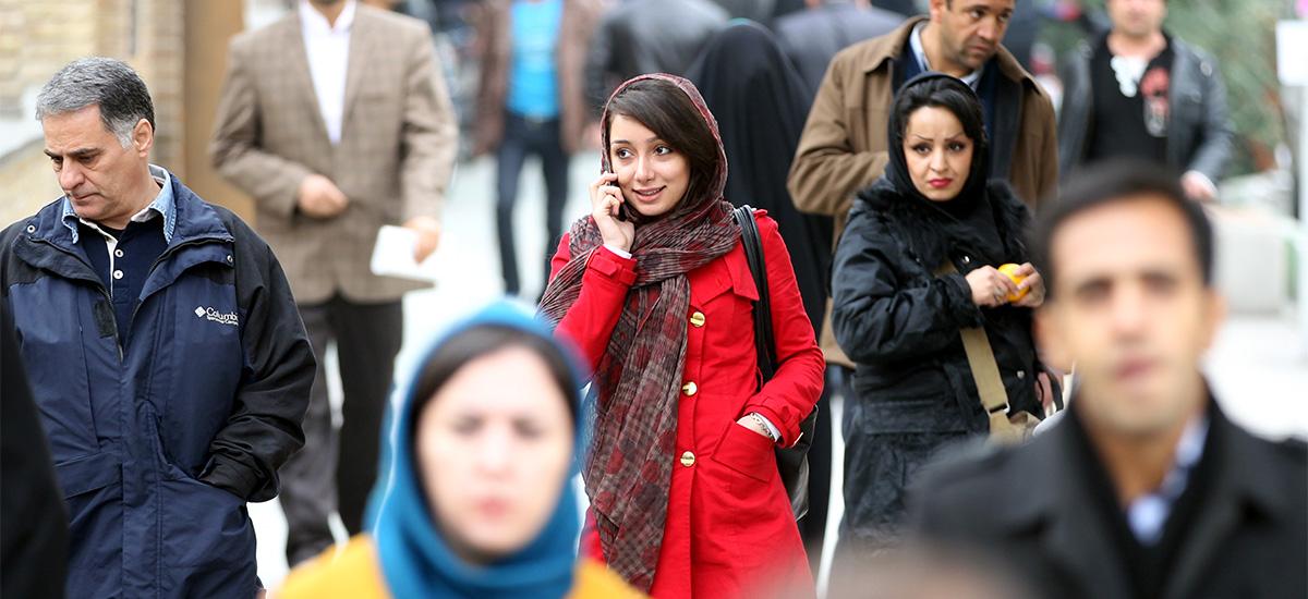 Как одеваются современные девушки Ирана