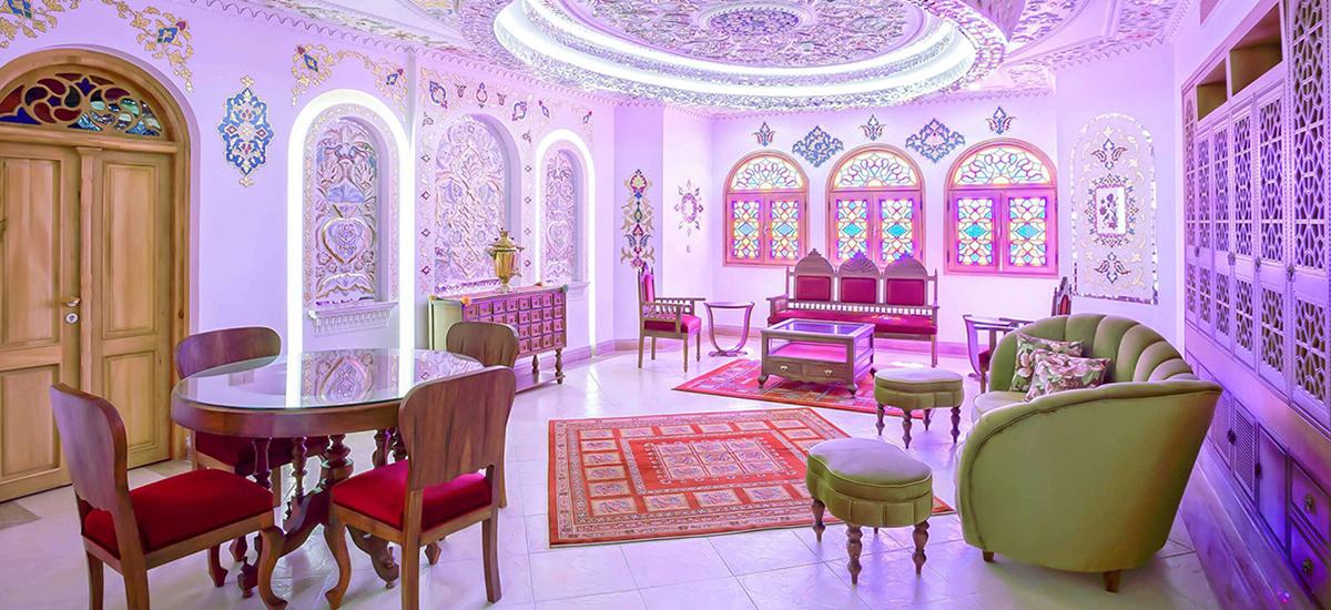 Отель Аттар в Исфахане. Обзор 6 лучших отелей в Исфахане в блоге про Иран bazariran.ru