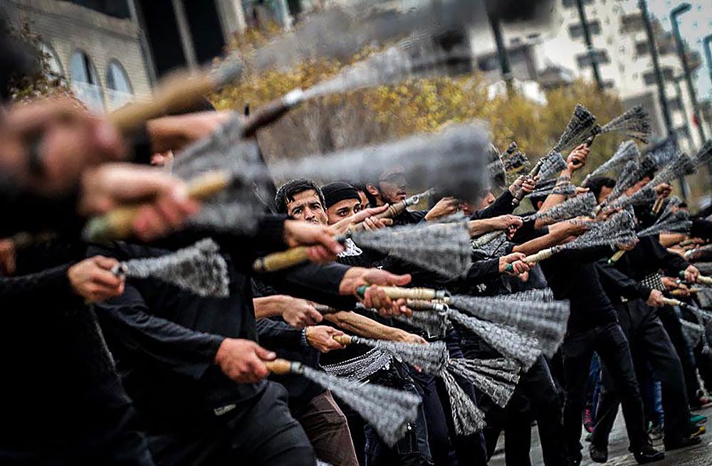 День Ашура в Иране