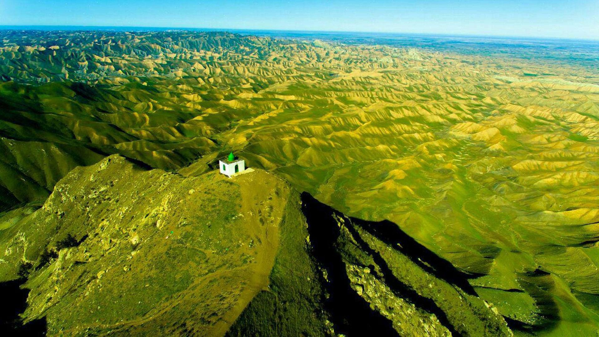 Туркменская сахра. Природа Ирана в блоге bazariran.ru