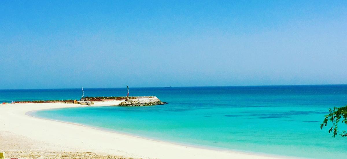 Пляжный отдых в Иране